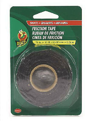 SHURTECH BRANDS LLC 3/4-Inch x 30-Ft. Friction Electrical Tape