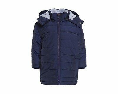 Baby Boys Hugo Boss J06149 849 Navy Puffer Jacket