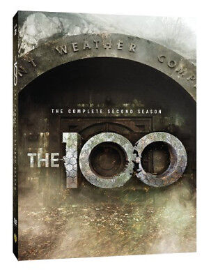 The 100 - Stagione 02 (4 Dvd) WARNER HOME VIDEO