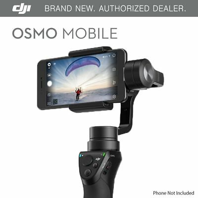 DJI OSMO Mobile 3-Axis Gimbal System Stabilizer for Smartphones - Brand New