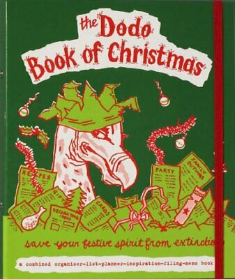 Dodo Book of Christmas: Save Your Festive Spirit ... by Jay, Rebecca Record book