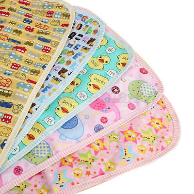 Portable Baby Infant Changing Mat Breathable Waterproof Changing Pad Cover Burp