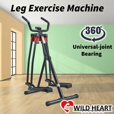 Premium Leg Exercise Machine Magic Trainer Slimming Master Stepper Air Walker Ma
