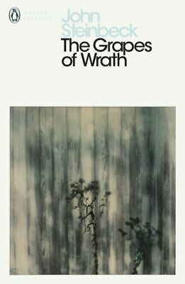 Penguin classics: The grapes of wrath by John Steinbeck (Paperback)