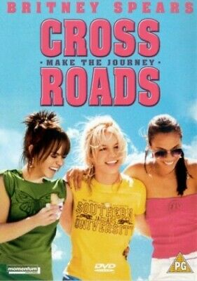 Crossroads [DVD] [2002] - DVD  2IVG The Cheap Fast Free Post