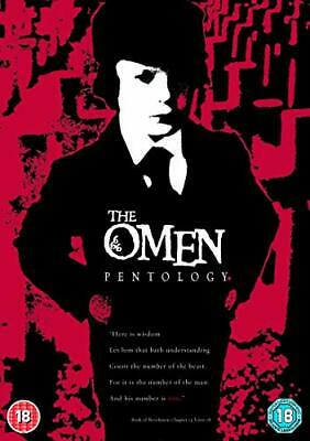 The Omen Pentology [DVD] - DVD  TWVG The Cheap Fast Free Post