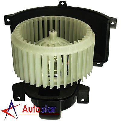 A//C Heater Blower Motor /& Cage Front For Touareg Q7 Cayenne 7L0820021L NEW