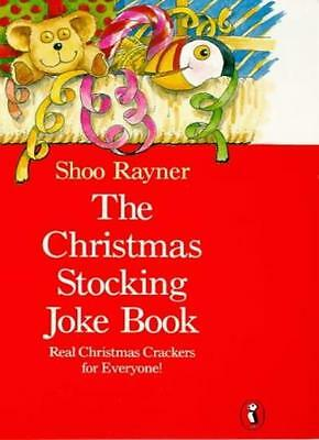 The Christmas Stocking Joke Book (Puffin Books) By Rayner Shoo