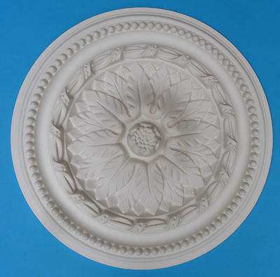 Ceiling Rose Lightweight Resin (Not Polystyrene) 'May' 398mm