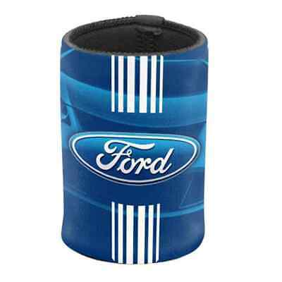 FORD Can Cooler - Beer Can Bottle Stubby Cooler - Great Gift Idea