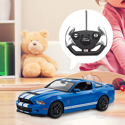 1:14 Radio Remote Control Model Car Licensed Ford Shelby GT500 Kid Racing Car