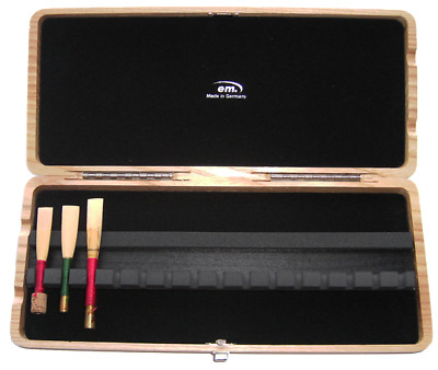 English Horn / Oboe d'amore reed case for 15 reeds to insert
