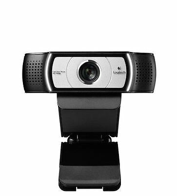 Logitech C930 1080p HD Webcam with USB Connection With High Dynamic Range