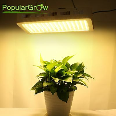 High bright 600W LED Grow light For indoor Greenhouse Hydro Plant Bloom lighting