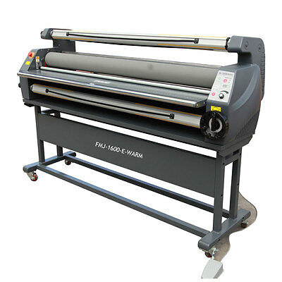 """63"""" Entry Level Full Auto Wide Format Heat Assisted Cold Laminator -BY SEA"""