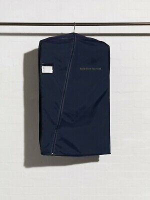 1 x Luxury Personalised Suit Cover, Garment Bag, Storage, Travel Carrier Dress