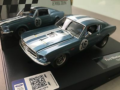"""Carrera Evolution 27525 Ford Mustang GT """"No. 16"""" USA only"""