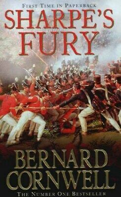 Sharpe's fury: Richard Sharpe and the Battle of Barrosa, March 1811 by Bernard