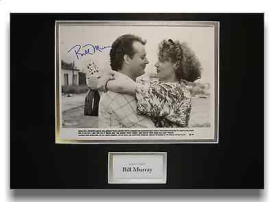 Bill Murray Authentic Hand Signed Autograph 8x10 Vintage Photograph