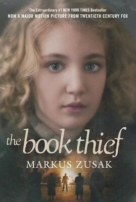 The Book Thief (Movie Tie In Edition) [New Book] Paperback