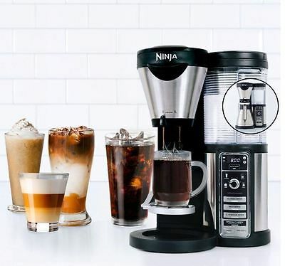 NEW Ninja Coffee Bar Brewer w/ Stainless Steel Carafe, Thermal Flavor Extraction