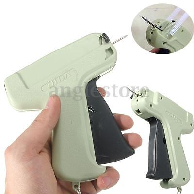 Clothes Garment Price Label Gun Brand Tagging Tags Machine 1 Extra Needle
