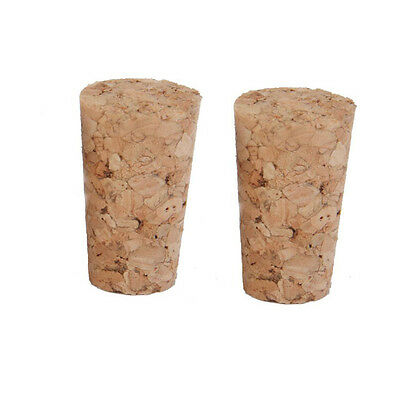 10pcs New Wine Bottle Tapered Corks Stoppers Bungs