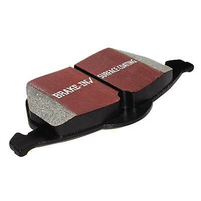 EBC Blackstuff OE/OEM Front Brake Pads For Volvo V60 2.0 Td 2010-