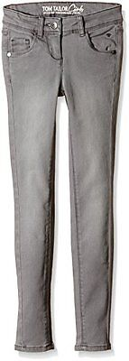 Grau (bleached light grey denim 1292) (TG. 9 anni) TOM TAILOR Kids Jeans skinny