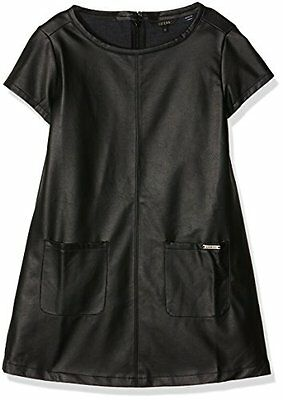 A996 NOIR/JET BLACK A996 (TG. X-Large) GUESS, SS DRESS - J64K3900CV3 - Vestito d