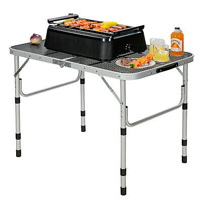 48 x 27 CM Electric Teppanyaki Table Grill Griddle BBQ Hot PLate Barbecue 2000W