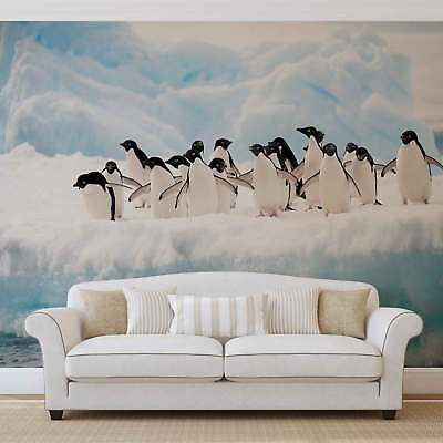 WALL MURAL PHOTO WALLPAPER XXL Penguins (2726WS)
