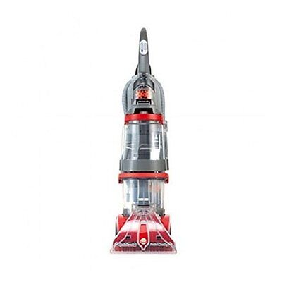 Vax V-124A Dual V Upright Carpet and Upholstery Washer - Grey/Red
