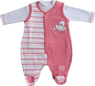 Schnizler - Set, Interlock Happy Duck, 2 tlg. mit Langarmshirt, Tutina unisex bi