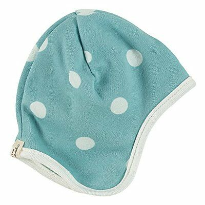 Pigeon organics For Kids-Berretto Spotty 12-18 m, colore: blu