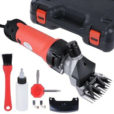 Electric Goat Sheep Shears Clippers 380W Farm Supplies Animal Fur Shave Grooming