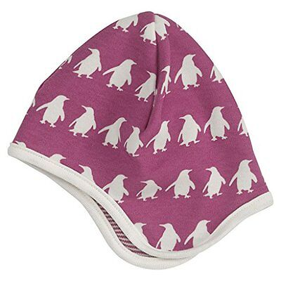 Pigeon organics For Kids-Cappellino pinguino Raspberry 6-12 metri
