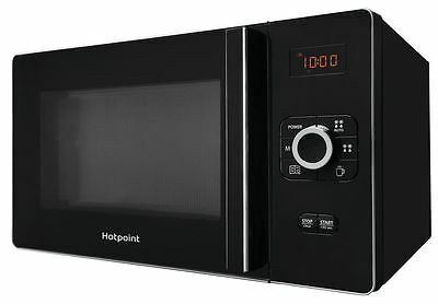 Hotpoint Microwave With Multiwave Technology 25 Litre - Black (MWH2521BUK)