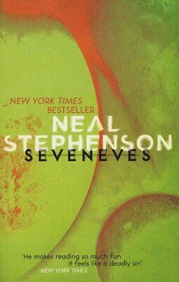 Seveneves by Stephenson, Neal Book The Cheap Fast Free Post