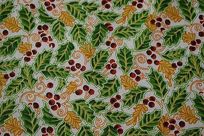 """Quilt Fabric Purple Peace Heart Print Apparel Craft Curtain By Yd 45/""""W #9974V"""