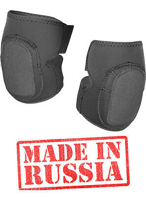 knee elbow Pad Protection Russian uniform military black olive paintball airsoft