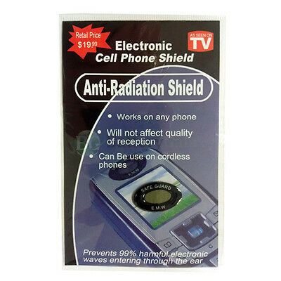 100 Anti Radiation Protection EMF Shield Cell Phone Smartphone for Apple iPhone
