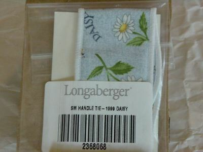 Longaberger 1999 May Series Daisy Basket Handle Tie - NEW
