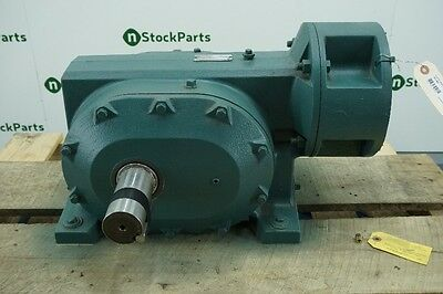 Master Power Transmission 180Cm28A Reducer Nsnb - 8.10 Hp Right Angle Gear Motor