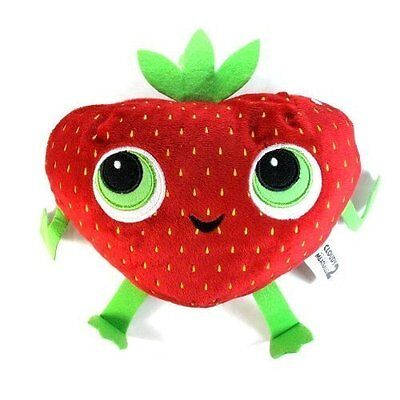 """Cloudy with a Chance of Meatballs 2 Foodimal Plush- 7"""" Barry the Berry Plush Toy"""