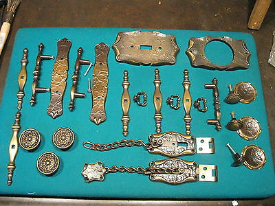 Amerock Solid Brass Carriage House Assortment