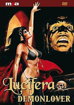 10 Mya EURO HORROR DVDS Rosalba Neri EVIL FACE LUCIFERA DEMON LOVER SATAN'S WIFE