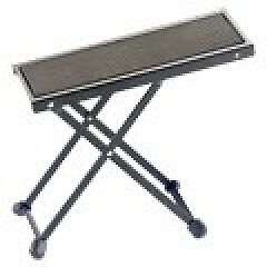 Stagg FOS-B1 BK Metal Guitar Footstool, black - NUOVO