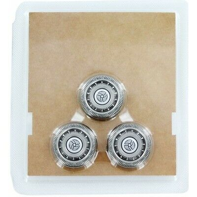 Genuine Philips SH90 Service Pack 3 x Rotary Replacement Cutting Head