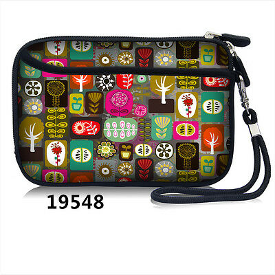 """Universal Soft Pouch Bag Carry Case Sleeve for 2.5"""" Portable External Hard Drive"""